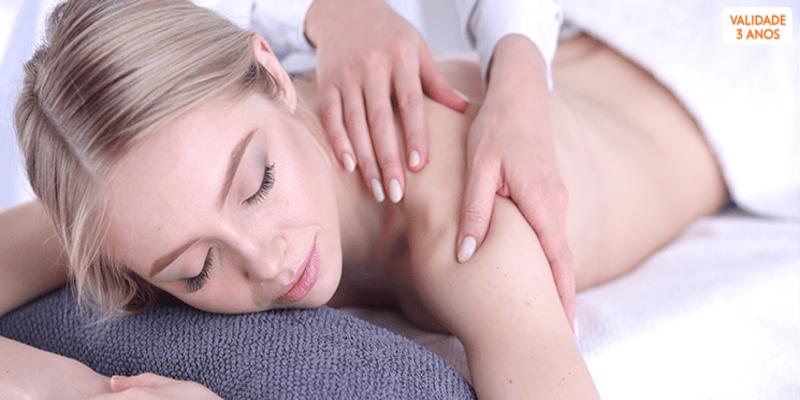 Massagem de Relaxamento para Descontrair em 30 Minutos | Coimbra