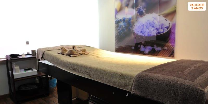 Massagem Tui Na - Medicina Chinesa | 50 Minutos | Príncipe Real