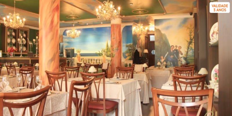 Experiência de Sonho a Dois no Goya no Funchal | Guia Michelin desde 2016