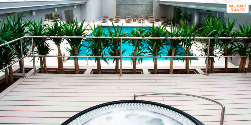 Thermo Fit + Massagem Aromatherapy ou Deep Tissue para Dois | 2h30 | GSpa By Altis Grand Hotel 5*