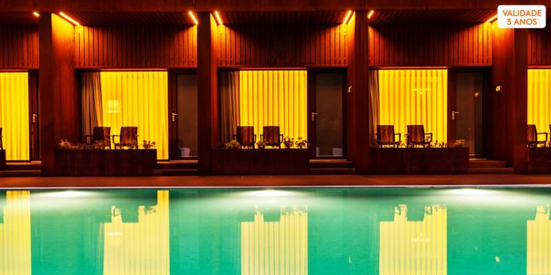 Hotel Agrinho Suites & Spa - Gerês   Estadia Romântica com Opção Jantar
