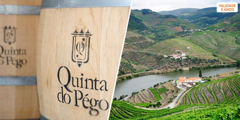 Hotel Rural Quinta do Pégo - Douro   Estadia com Opção Prova de Vinhos