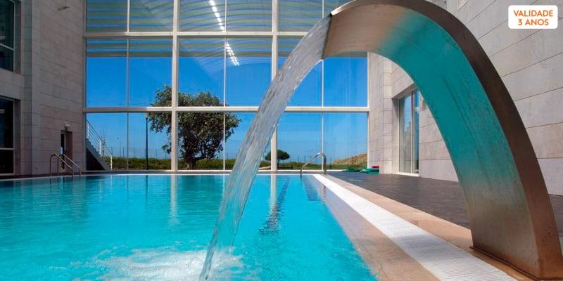Hotel Aldeia dos Capuchos 4* - Caparica | Circuito de Águas + Massagem de Relaxamento a Dois