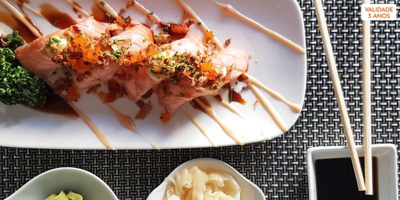 Combinado de Sushi e Sashimi & Sopa Miso para Dois   Kodachi - Sintra