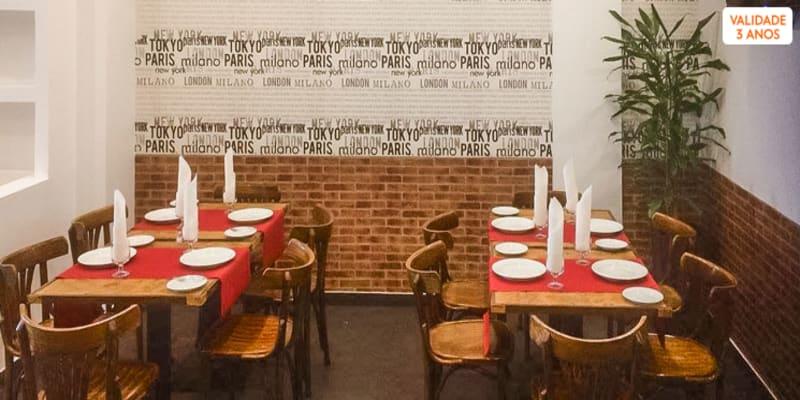 Gastronomia do Mundo a Dois! Sabores Frescos à la Carte no Lá Em Casa   Marquês