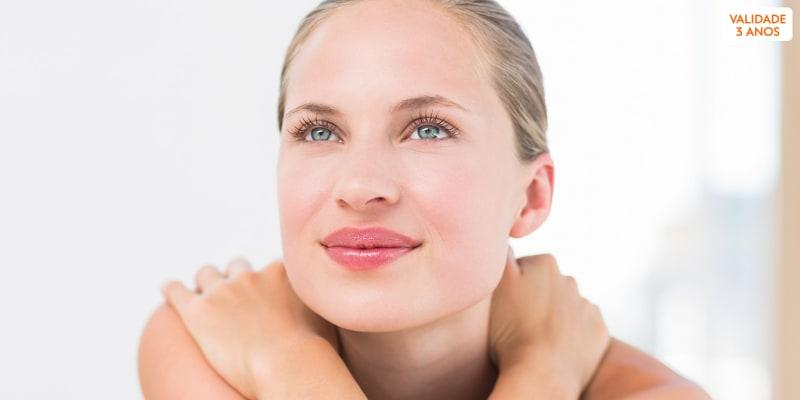 Limpeza de Pele e Rejuvenescimento Facial! Detox Facial Master | Corroios