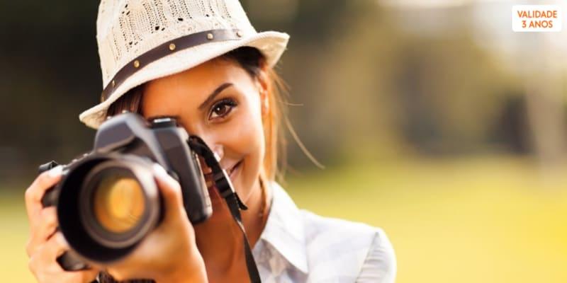Workshop de Fotografia | 4 Horas - Aprenda a Usar o seu Equipamento | 1 ou 2 Pessoas | Luz do Deserto - Belém