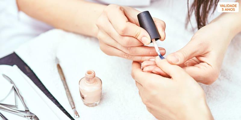 Manicure + Pedicure com Gelinho - Unhas Impecáveis por Semanas! Cascais
