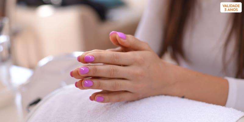 Manicure com Verniz Gel c/ Opção Pedicure com Verniz Gel | Vila Nova de Gaia