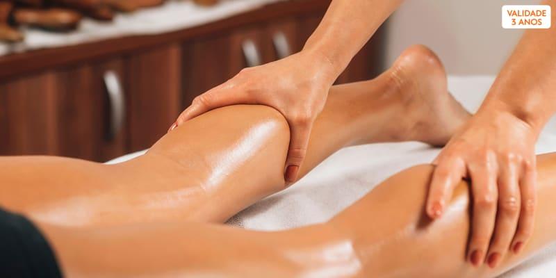 5 Sessões de Massagem Modeladora - Zona à Escolha   Alvalade