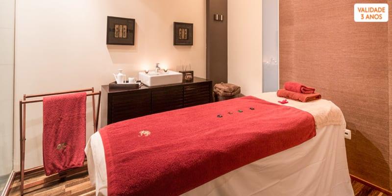 Massagem Anti-Stress com Óleos Essenciais + Indian Head Massage | Porto