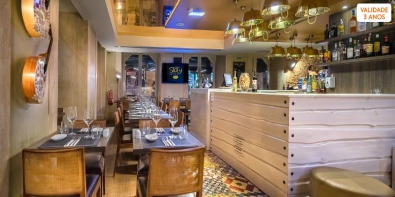Ouro by My Story Hotels - Chiado   Jantar Apaixonante a Dois