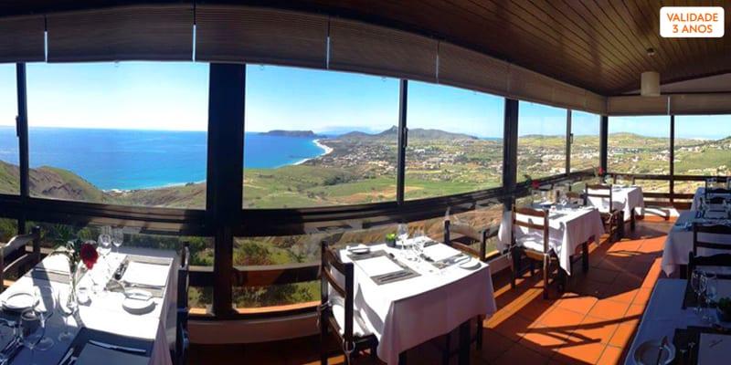 Lapas Grelhadas para Dois no Panorama Restaurant and Lounge Bar | Ilha de Porto Santo