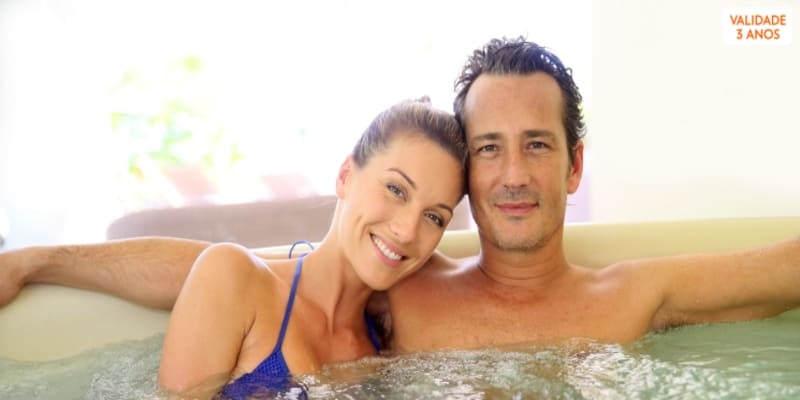 Water Experience + Romantic Massage a Dois   Satsanga Spa Vila Galé 5*