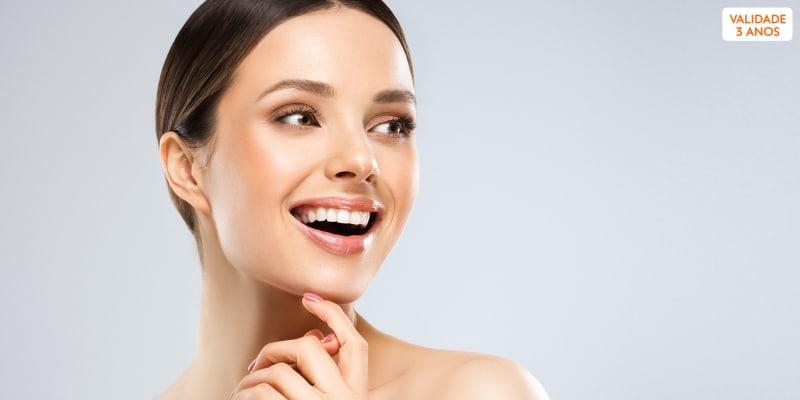 Mini-Facial ou Limpeza de Pele c/ Extracção + Peeling Scrub   Clínica Lisboa - Restelo