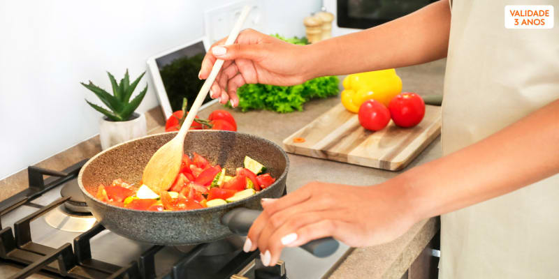 Workshop de Cozinha à Escolha - Asiática, Tradicional ou Vegetariana   Table5Store - Setúbal