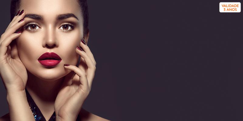 Gelinho de Mãos + Threading de Buço e Sobrancelha | Face Queen - 4 Locais
