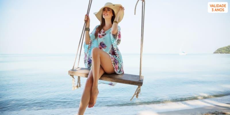 Olá Summer Body com 6 Tratamentos Corporais   Clínica Lux - 2 Locais à Escolha