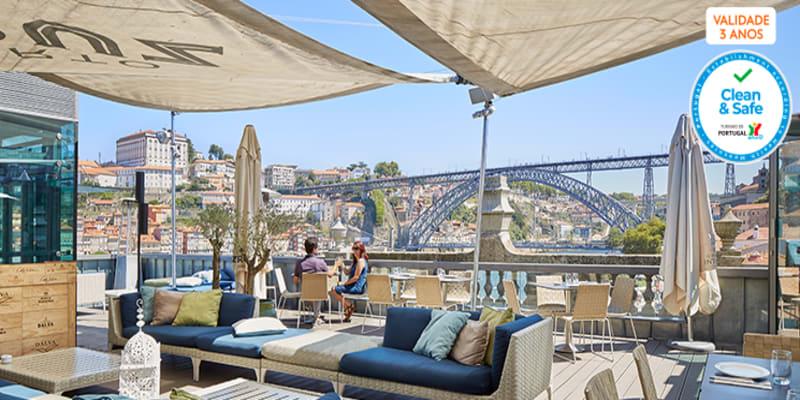 Espaço Porto Cruz | Visita Guiada e Prova de 3 Vinhos do Porto Harmonizada com Chocolates