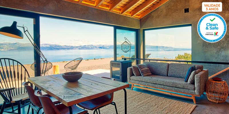 Lava Homes - Ilha do Pico | Estadia em Casa T2 com Vista Mar