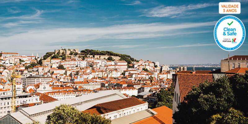Lisboa Menina e Moça! Passeio em Tuk Tuk Eléctrico | Até 4 Pessoas