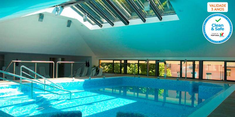 Águas do Gerês - Hotel, Termas & Spa   Estadia Romântica com Opção Spa ou Massagem