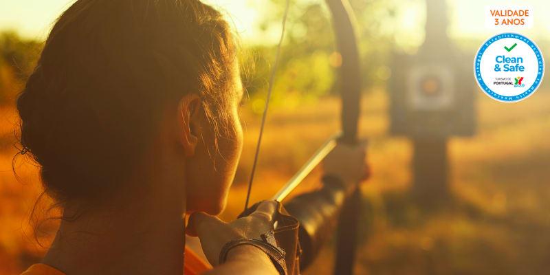 Tiro com Arco e Flecha no Caramulo - 1h30 | Sportnatura