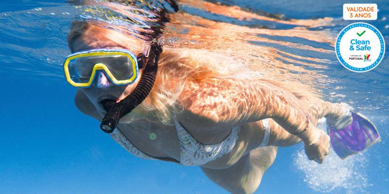 Snorkeling no Portinho da Arrábida para Dois   Árrabida Experiences
