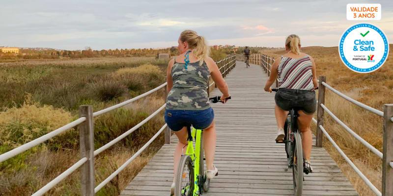 Bike Tour no Algarve - Rota à Escolha   1 ou 2 Pessoas   B-Tours Adventures