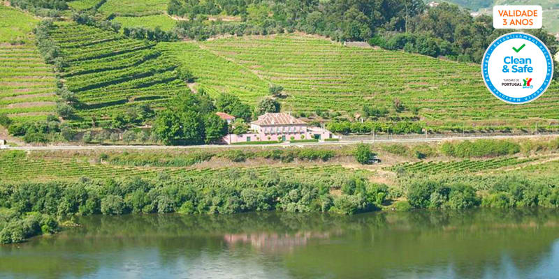 Casa dos Varais - Lamego   Estadia no Douro com Opção Jantar ou Prova de Vinhos