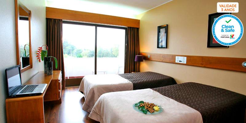 Hotel Meia Lua - Ovar   Escapadinha com Opção Meia-Pensão