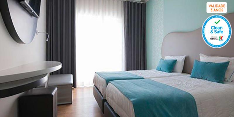 Hotel Rosa Mística | Estadia em Fátima