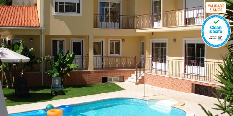 Hotel Rural Solar das Freiras - Leiria   Estadia com Opção Jantar