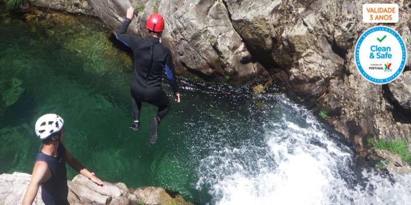 River Trekking - Aventura Aquática para Dois   Vila Nova de Gaia