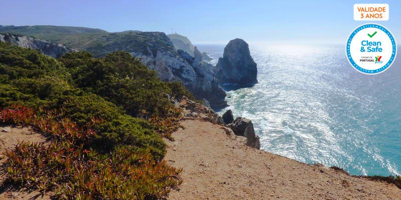 Passeio Pedestre Sintra Mar! À Descoberta da Costa Selvagem Sintrense - 1 ou 2 Pessoas