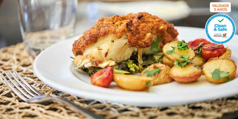 Fantástica Experiência Gastronómica em Mafra | Cantinho dos Sabores - Quinta dos Machados