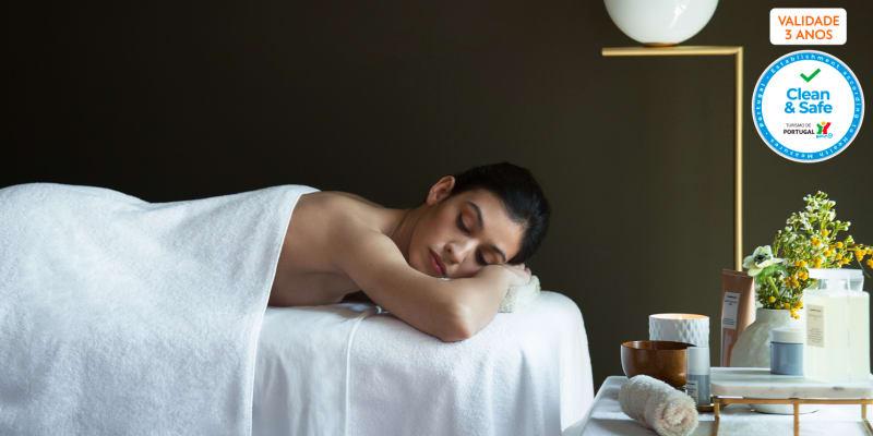 Massagem de Relaxamento a Dois | The Vintage Boutique Hotel & Spa 5* - Lisboa