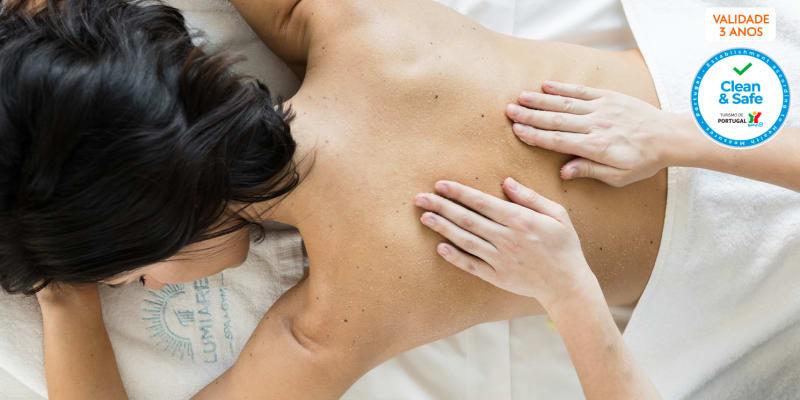 Massagem de Relaxamento a Dois   The Lumiares Boutique Hotel & Spa 5* - Bairro Alto