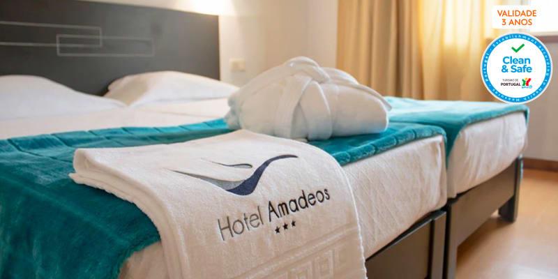 Urban Hotel Amadeos - Matosinhos | Estadia Romântica Junto ao Mar