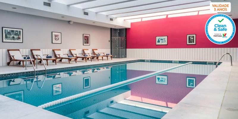 Massagem Relax de Corpo Inteiro & Acesso ao Spa para 1 ou 2 Pessoas | 2h30 | Vila Galé Ópera