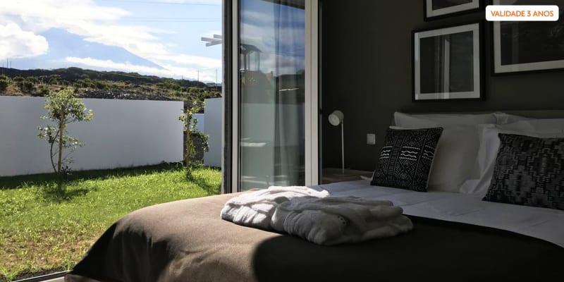 Vinhas do Calhau - Ilha do Pico | Estadia Romântica em Apartamento