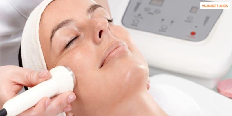 Clínicas Cellulem Block   Facial Care 3 em 1 com Limpeza + Hidratação + Lifting   Amoreiras, Saldanha e Expo