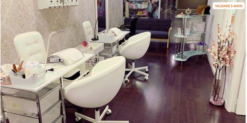 Workshop Individual de Manicure com Verniz Gel - 4h   Oeiras