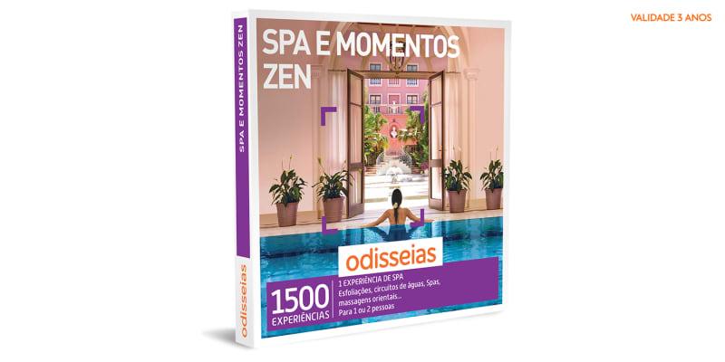 Spa e Momentos Zen | 1500 Experiências
