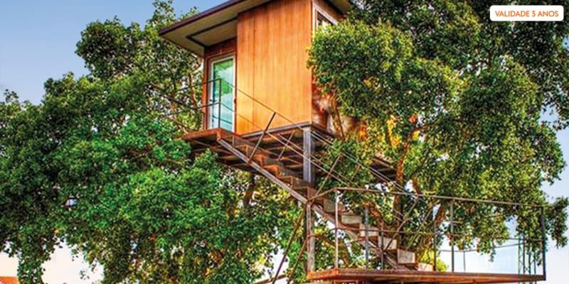 Encostas do Côa   Estadia na Natureza em Casa na Árvore