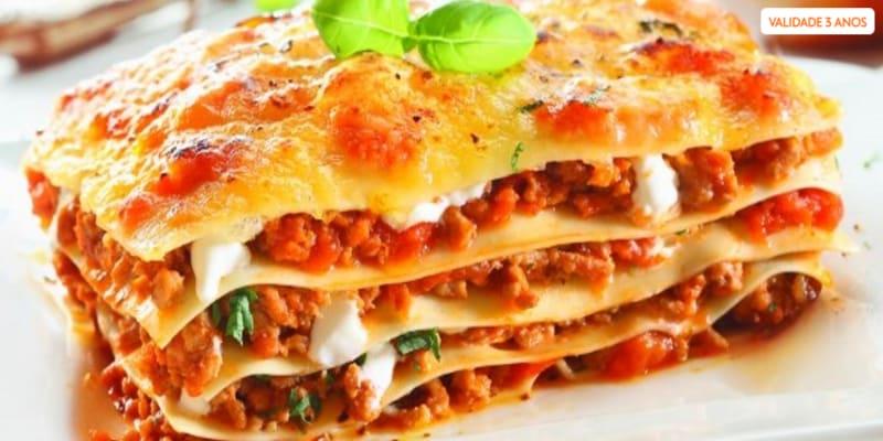 Menu Família & Kids: Hambúrguer, Lasanha e Massa Vegetariana | Matosinhos
