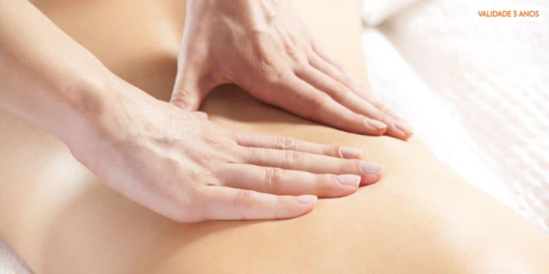 Momento Único: Massagem Relax Corpo Inteiro | 50 Minutos | Antas