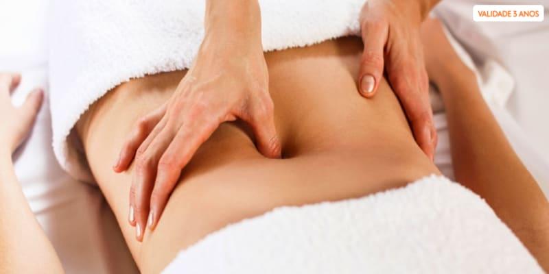 Massagem Pós-Gravidez para Recém Mamãs | Bairro Azul