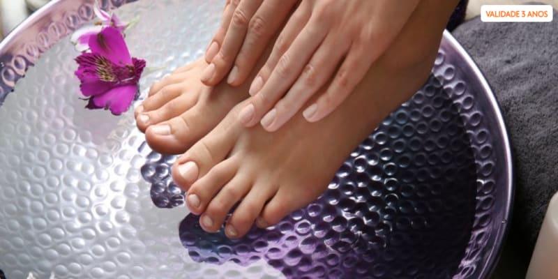 Elimine Toxinas em 5 Sessões Ionic Detox Foot Spa | 2 Locais