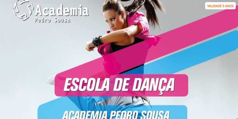 Aprender a Dançar na Academia Pedro Sousa | Mensalidade e Aulas | 3 Locais
